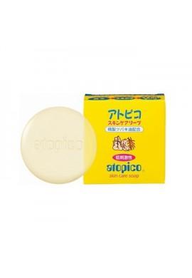 Azjatyckie kosmetyki Oshima Tsubaki atopico Skin Care Soap