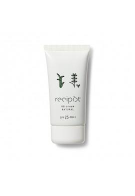 Azjatyckie kosmetyki Shiseido Recipist BB Cream SPF25 PA++