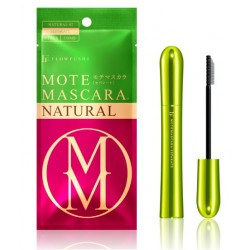FLOWFUSHI Mote Mascara Natural 02 Separate Black