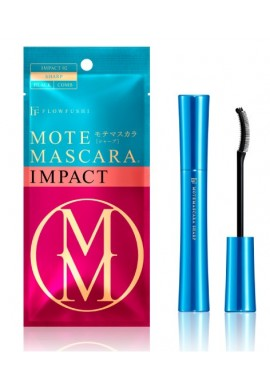 FLOWFUSHI Mote Mascara Impact 02 Sharp Black