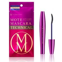 Azjatyckie kosmetyki FLOWFUSHI Mote Mascara Technical 02 Boost Primer Navy