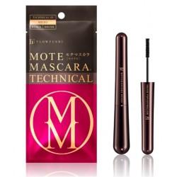 Azjatyckie kosmetyki FLOWFUSHI Mote Mascara Technical 03 Micro Black