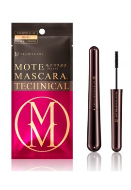 FLOWFUSHI Mote Mascara Technical 03 Micro Black