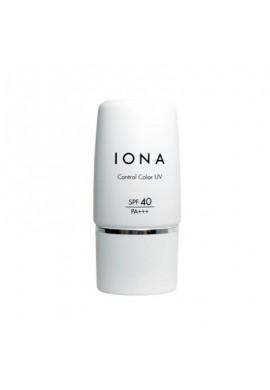 Azjatyckie kosmetyki IONA Control Color UV SPF40 PA+++