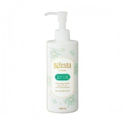Mandom Bifesta Acne Care Cleansing Lotion