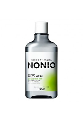 Lion NONIO Medicated Mouth Wash