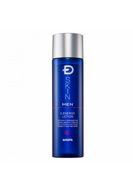 Azjatyckie kosmetyki Angfa D-Skin MEN 5 Energy Lotion