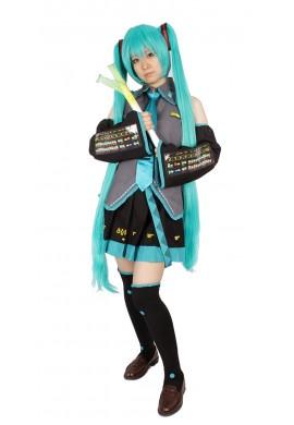 Milica Books Vocaloid Hatsune Miku Cosplay Costume