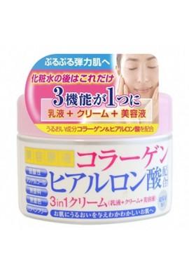 Azjatyckie kosmetyki Cosmetex Roland Biyougeneki 3 in 1 Collagen & Hyaluronic