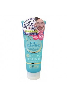 Azjatyckie kosmetyki Cosmetex Roland Biyougeneki Beauty Essence Cleansing Gel Collagen & Hyaluronic
