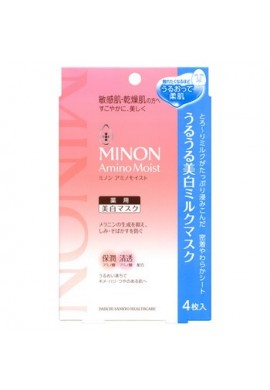 Minon Amino Moist Moist Whitening Milk Mask