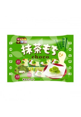 CHIRORU CHOCO Kinako Mochi Matcha