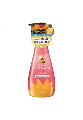 Kracie Dear Beaute Himawari Oil in Shampoo Gloss & Repair