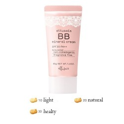 Ettusais Mineral BB Cream SPF30 PA++