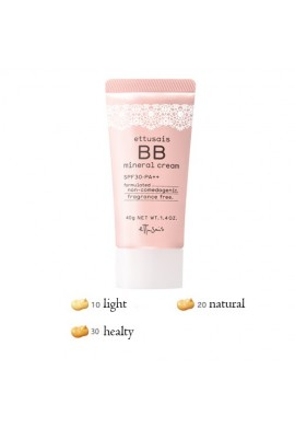 Azjatyckie kosmetyki Ettusais Mineral BB Cream SPF30 PA++