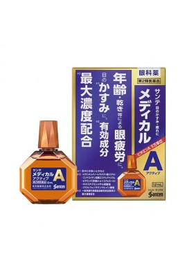 Santen Sante Medical Active Type A Eye Drop