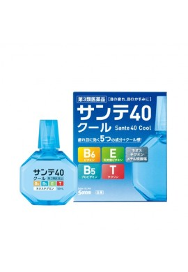 Santen Sante Medical 40 Cool Eye Drop