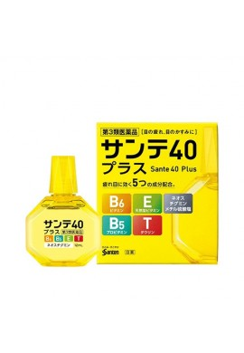 Santen Sante Medical 40 Plus Eye Drop