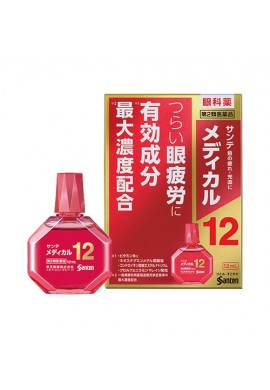 Santen Sante Medical 12 Eye Drop
