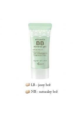 Azjatyckie kosmetyki Ettusais BB Mineral Gel SPF25 PA++