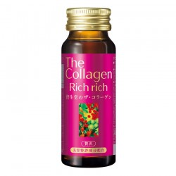 Shiseido The Collagen Rich rich Drink