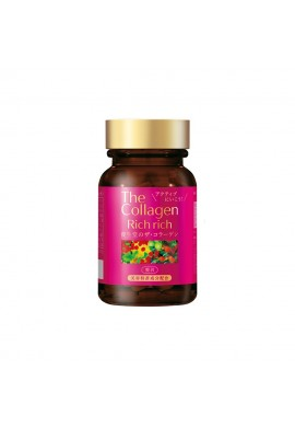 Shiseido The Collagen Rich rich Tablets