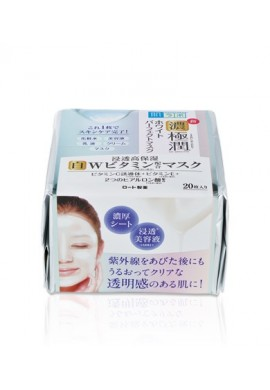 Rohto Hada Labo Koi Gokujyun White Perfect Mask
