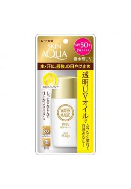 Rohto Skin Aqua Water Magic UV Oil SPF50+ PA++++