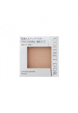 Kanebo Coffret D'or Full Keep Pressed Powder UV REFILL SPF17 PA++