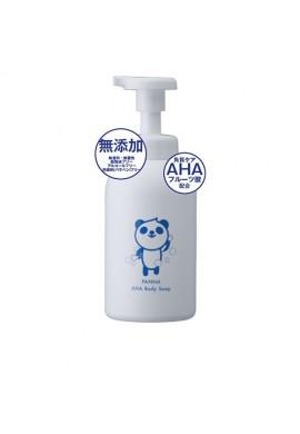 Azjatyckie kosmetyki AIAI Medical Inc. Panna Pompa AHA Body Soap
