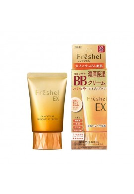 Kanebo Freshel EX Moisture Skincare BB Cream SPF32 PA++