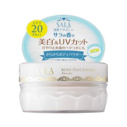 Kanebo SALA Body Puff Powder UV SPF20 PA++