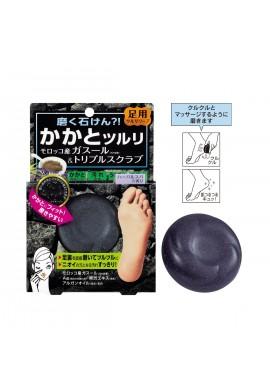 BCL TSURURI Heel Shine Scrub Soap G