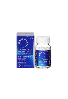 Daiichi Sankyo TRANSINO White C Clear