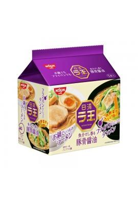 Japoński Ramen Nissin Raoh Pork Soy Sauce Ramen