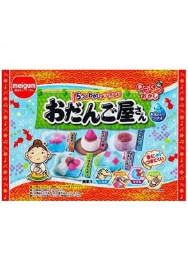 """""""Meigum"""" słodycze w kształcie potrawy Odango firmy Meiji"""
