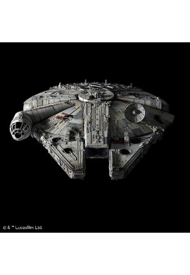 Bandai Star Wars Perfect Grade Millennium Falcon /Standard Ver./ 1/72 Scale Plastic Model Kit