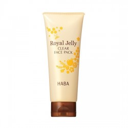 HABA Royal Jelly Clear Face Pack