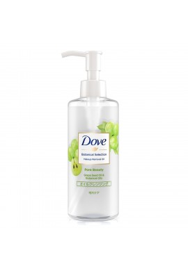 Unilever Dove Botanical Selection Pore Beauty Makeup Removing Oil
