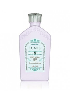 IGNIS White Herbal Noble Milk