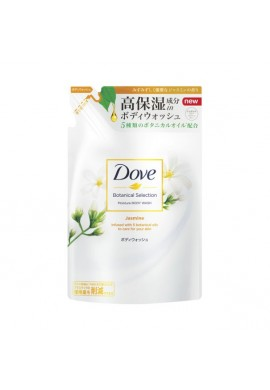 Unilever Dove Botanical Selection Moisture BODY WASH Jasmine