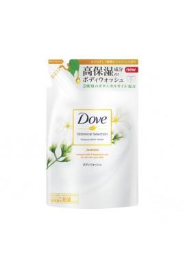 Unilever Dove Botanical Selection Moisture BODY WASH Jasmine