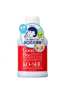 Ishizawa Hamigaki Nadeshiko Baking Soda Fresh Mouthwash