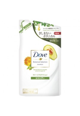 Unilever Dove Botanical Selection Damage Protection Shampoo