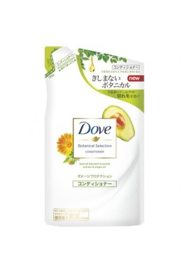 Unilever Dove Botanical Selection Damage Protection Conditioner