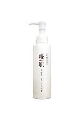 Rohto Kouji Hada Milk Cleansing Makeup Remover