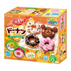 Japońsjkie słodycze Kracie Happy Kitchen Donuts Japana zjadam
