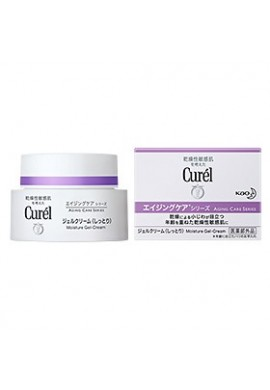 Kao Curel Medicated Anti Aging Care Cream Moist