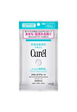Kao Curel Medicated Skin Care Cotton Sheet