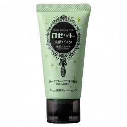 Rosette Cleansing Paste Foam Sea Clay Smooth